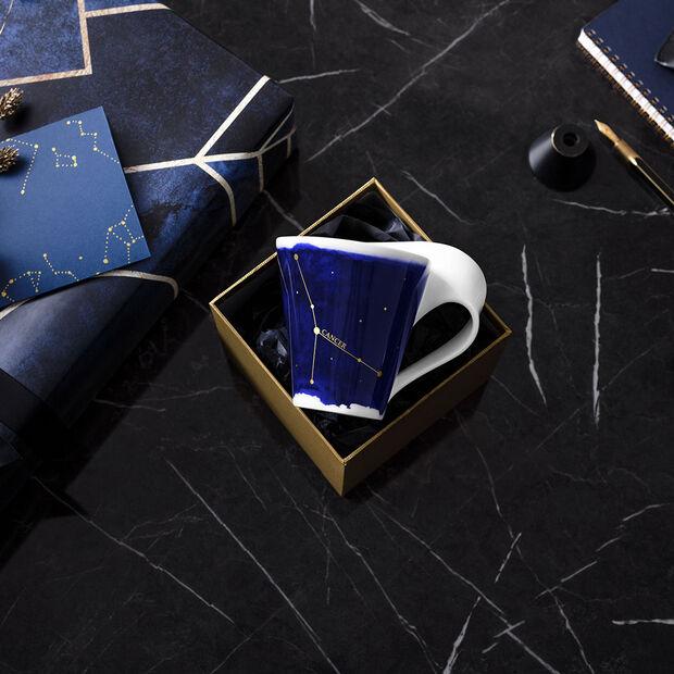 NewWave Stars mug cancer, 300ml, bleu/blanc, , large
