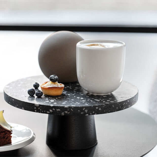 NewMoon mug à café, sans anse, 390ml, blanc, , large