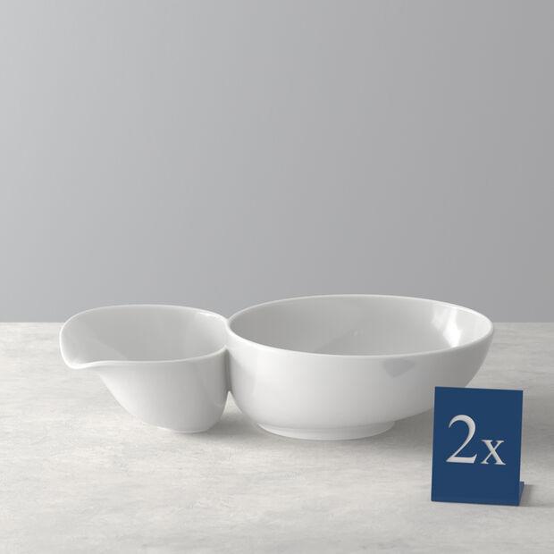 Soup Passion Bol à soupe grand Set 2 pcs. 27,5x17,3x6,8cm, , large