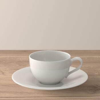 New Cottage Basic tasse à café avec sous-tasse 2pièces