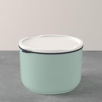 ToGo&ToStay boîte à repas, 13x9,5cm, ronde, vert menthe