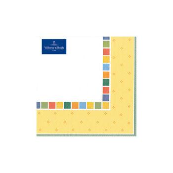 Serviettes en papier Twist Alea, 20pièces, 33x33cm