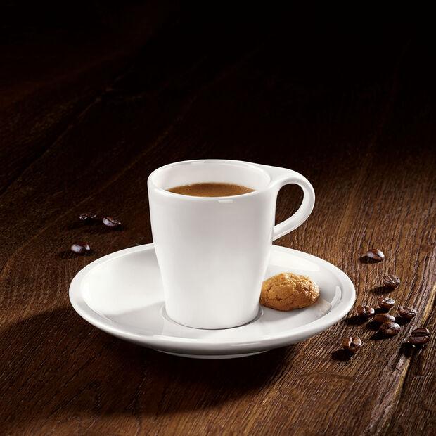 Coffee Passion Tasse à expresso avec soucoupe séparée, , large