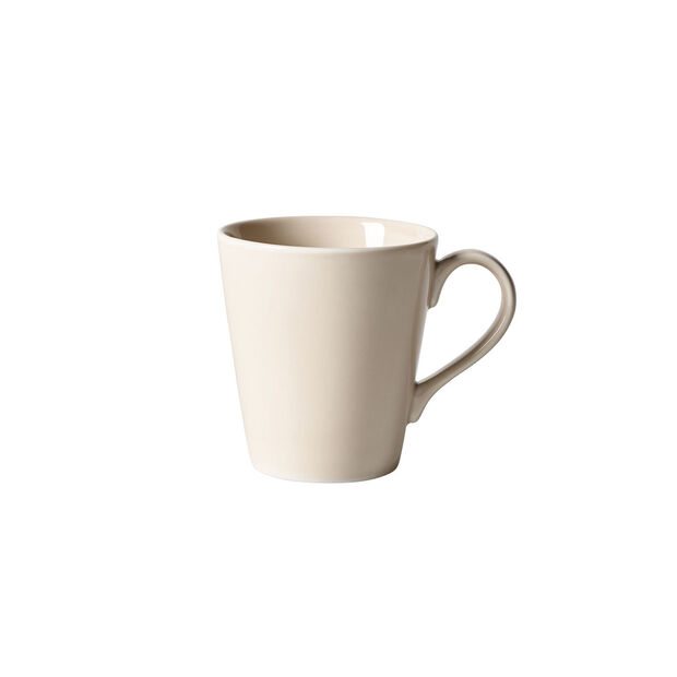 Organic Sand mug à anse, sable, 350ml, , large
