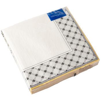 Serviettes en papier Audun 33x33cm