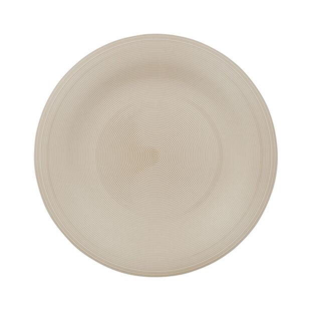 Color Loop Sand assiette plate 28x28x3cm, , large
