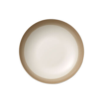 Colourful Life Natural Cotton coupe plate