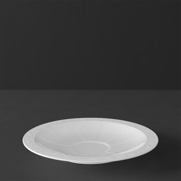 White Pearl sous-tasse à thé/café, , large