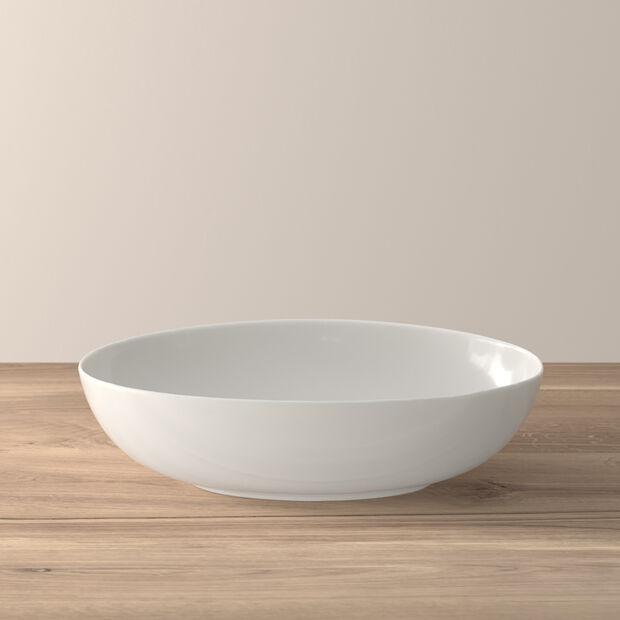 New Cottage Basic saladier à servir ovale 26cm, , large