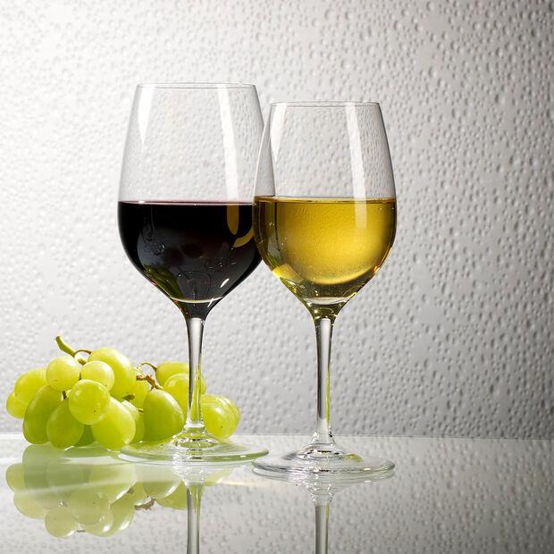 Entrée verre à vin rouge, 4pièces, , large
