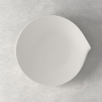 Flow petite assiette 26x24cm