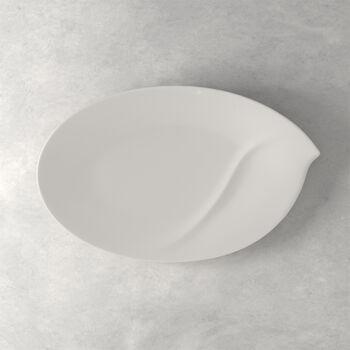 Flow plat ovale 47cm