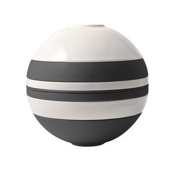 Iconic La Boule black & white, noire et blanche