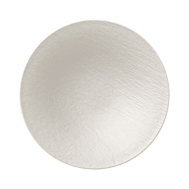 Manufacture Rock Blanc coupe creuse, 29cm, , large
