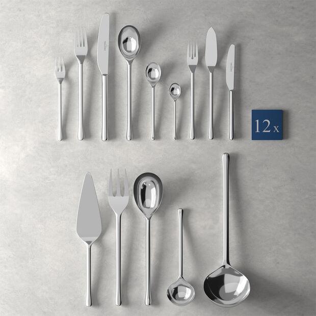 Udine couverts de table Lunch, 113pièces, , large