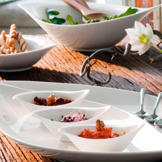 New Cottage Special Serve Salad coupelle à dips 12x8cm, , large