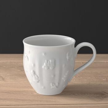Toy's Delight Royal Classic grand mug à anse, blanc, 500ml