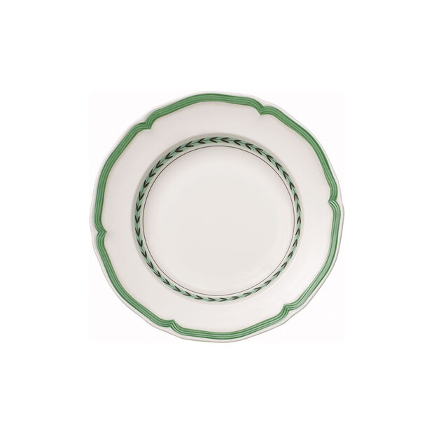 French Garden Green Line assiette creuse, , large