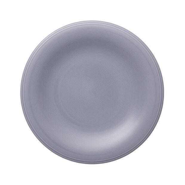 Color Loop Blueblossom assiette plate 28x28x3cm, , large