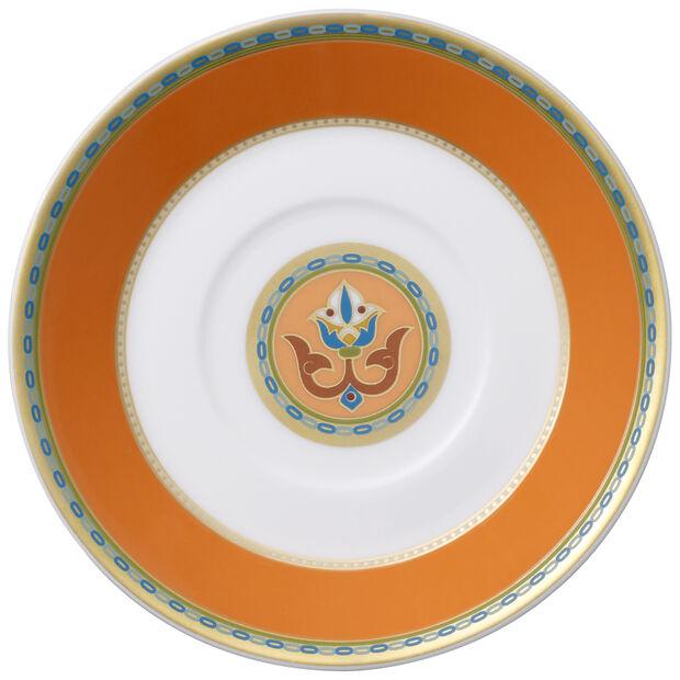 Samarkand Mandarin sous-tasse à moka/expresso, , large