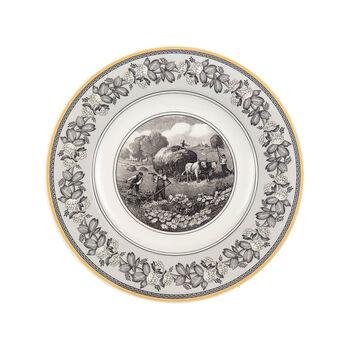 Audun Ferme Assiette plate