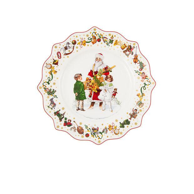 Annual Christmas Edition Assiette dessert 2021 24x24cm, , large