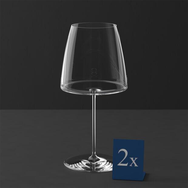 MetroChic verre à vin rouge, 2pièces, 830ml, , large