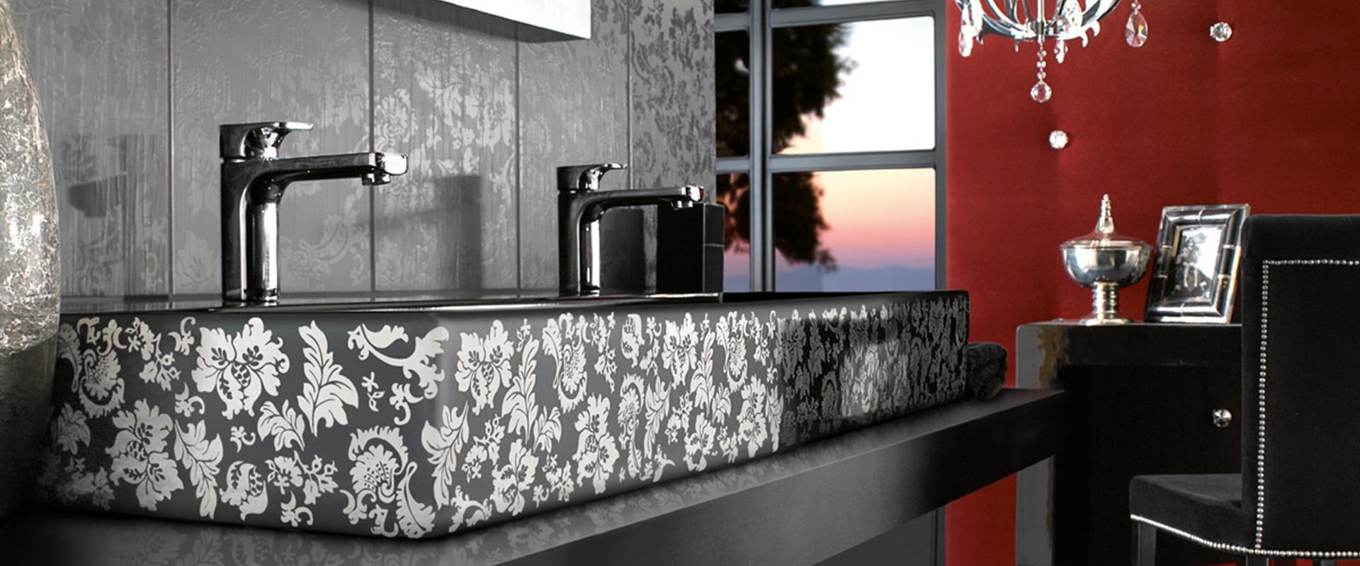 Conception de salles de bain villeroy boch for Outil de conception salle de bain