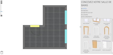 le configurateur de salle de bain villeroy boch cr ez la salle de bain de vos r ves. Black Bedroom Furniture Sets. Home Design Ideas