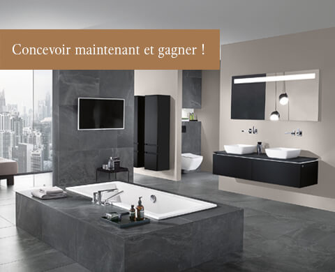 programme de conception de salle de bains concevoir en. Black Bedroom Furniture Sets. Home Design Ideas