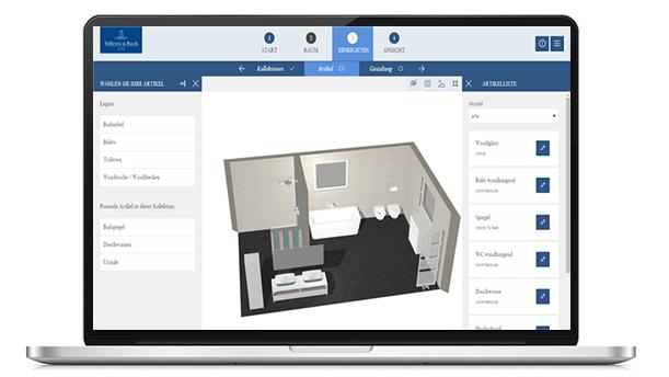 Programme de conception de salle de bains concevoir en for Concevez votre maison parfaite en ligne