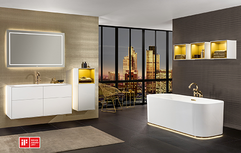 La collection Finion de Villeroy & Boch