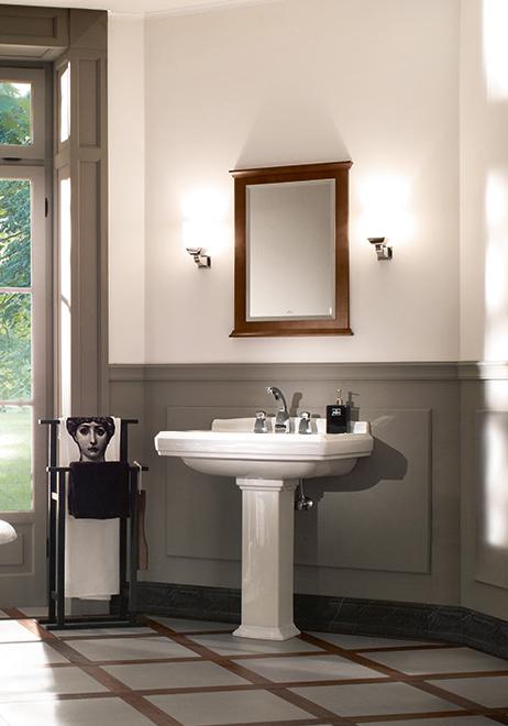 Hommage collection pour salle de bains en relief for Synonyme de salle de bain