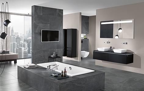 des produits de salle de bains et de bien tre pour votre maison villeroy boch. Black Bedroom Furniture Sets. Home Design Ideas