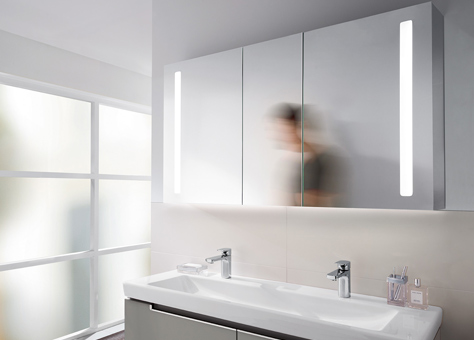 My view 14 un nouveau regard sur la salle de bains for Carrelages salle de bain villeroy et boch