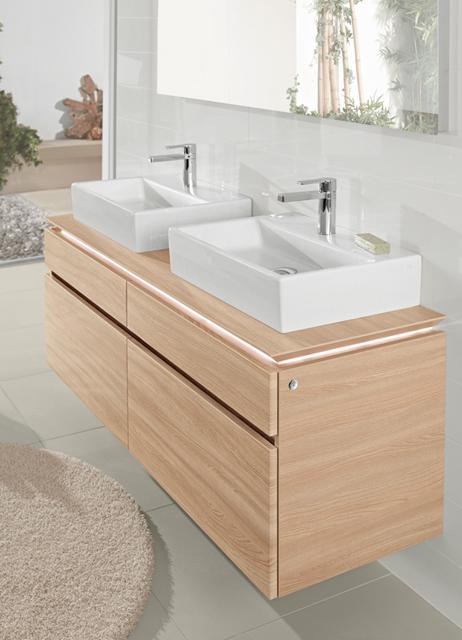 meuble salle de bain villeroy et boch legato