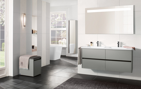 La collection Vivia de Villeroy & Boch