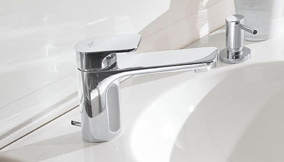 Robinetterie de salle de bains apporter une touche de for Villeroy et boch salle de bain