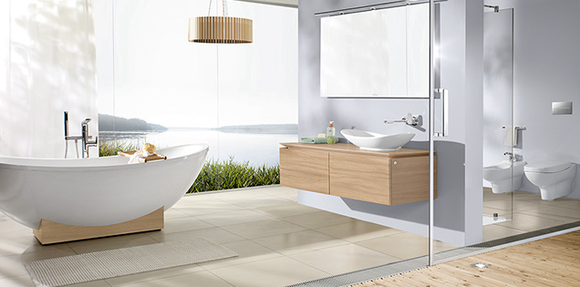 Meubles de salle de bain villeroy boch pour chaque for Meuble villeroy et boch