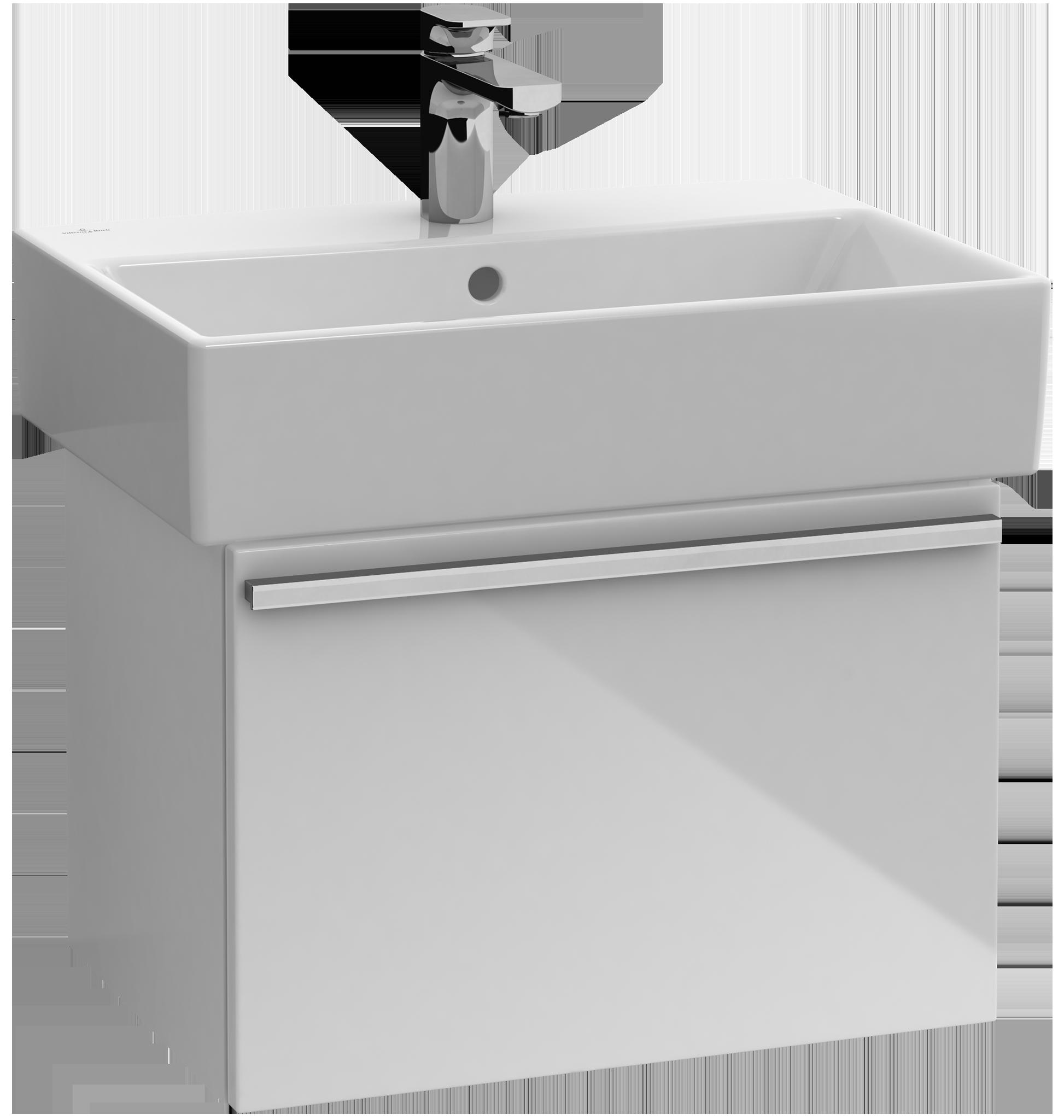 Central line meuble sous lavabo a292p2 villeroy boch - Salle de bain villeroy et boch ...