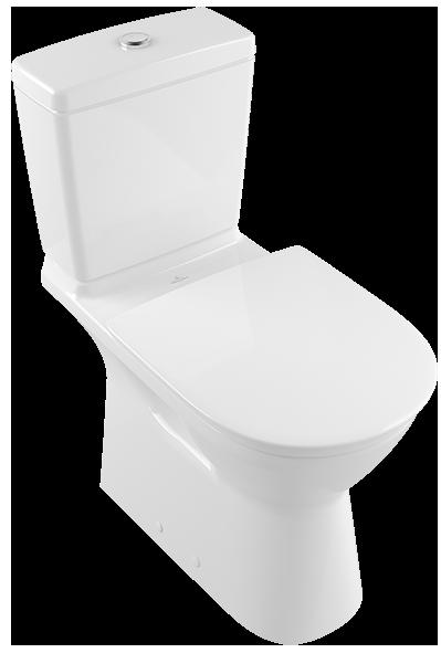 o.novo vita cuvette pour ensemble wc à fond creux sans bride vita