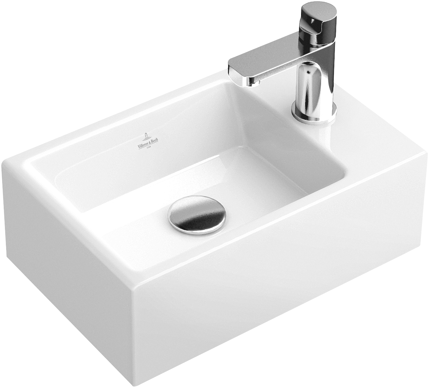 Memento Lave-mains Angulaire 53334G - Villeroy & Boch