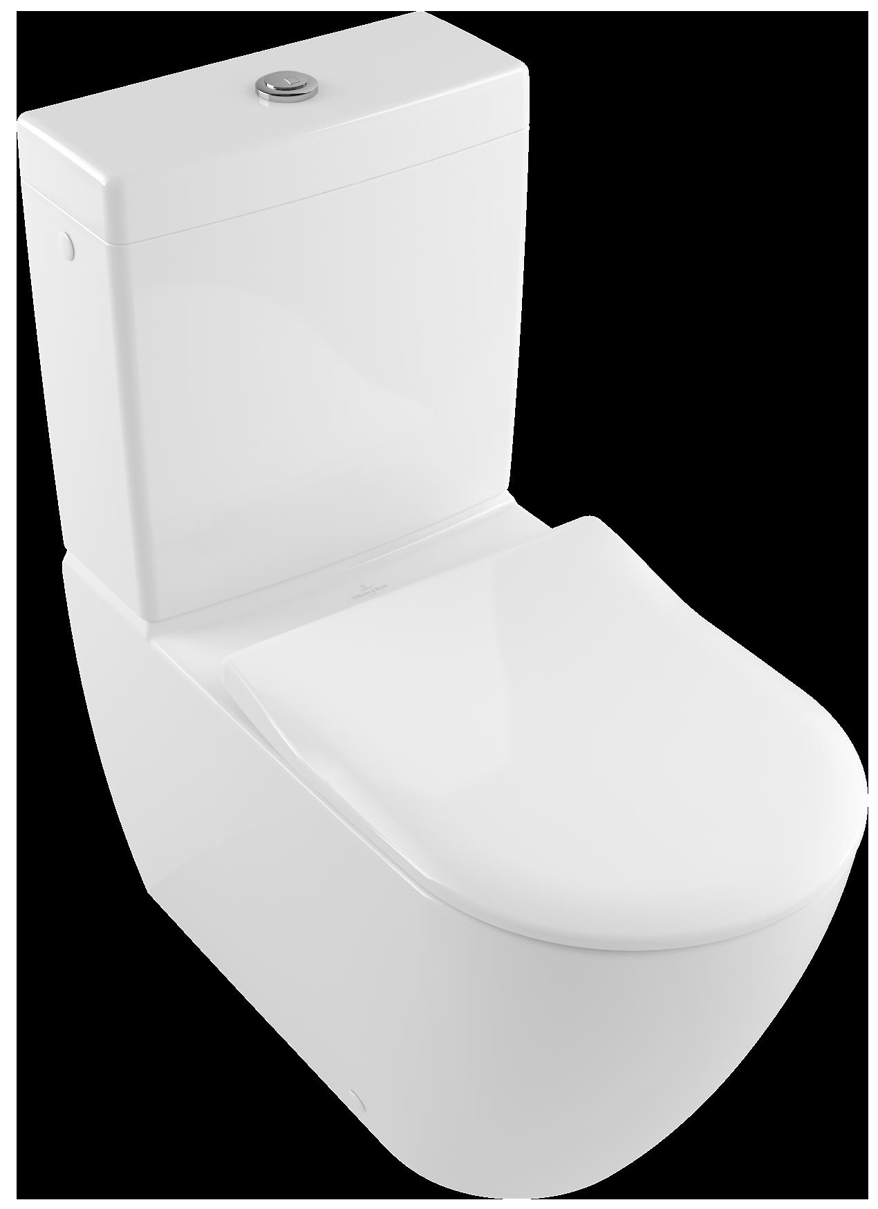 subway 2 0 cuvette pour ensemble wc fond creux sans bride 5617r0 villeroy boch. Black Bedroom Furniture Sets. Home Design Ideas