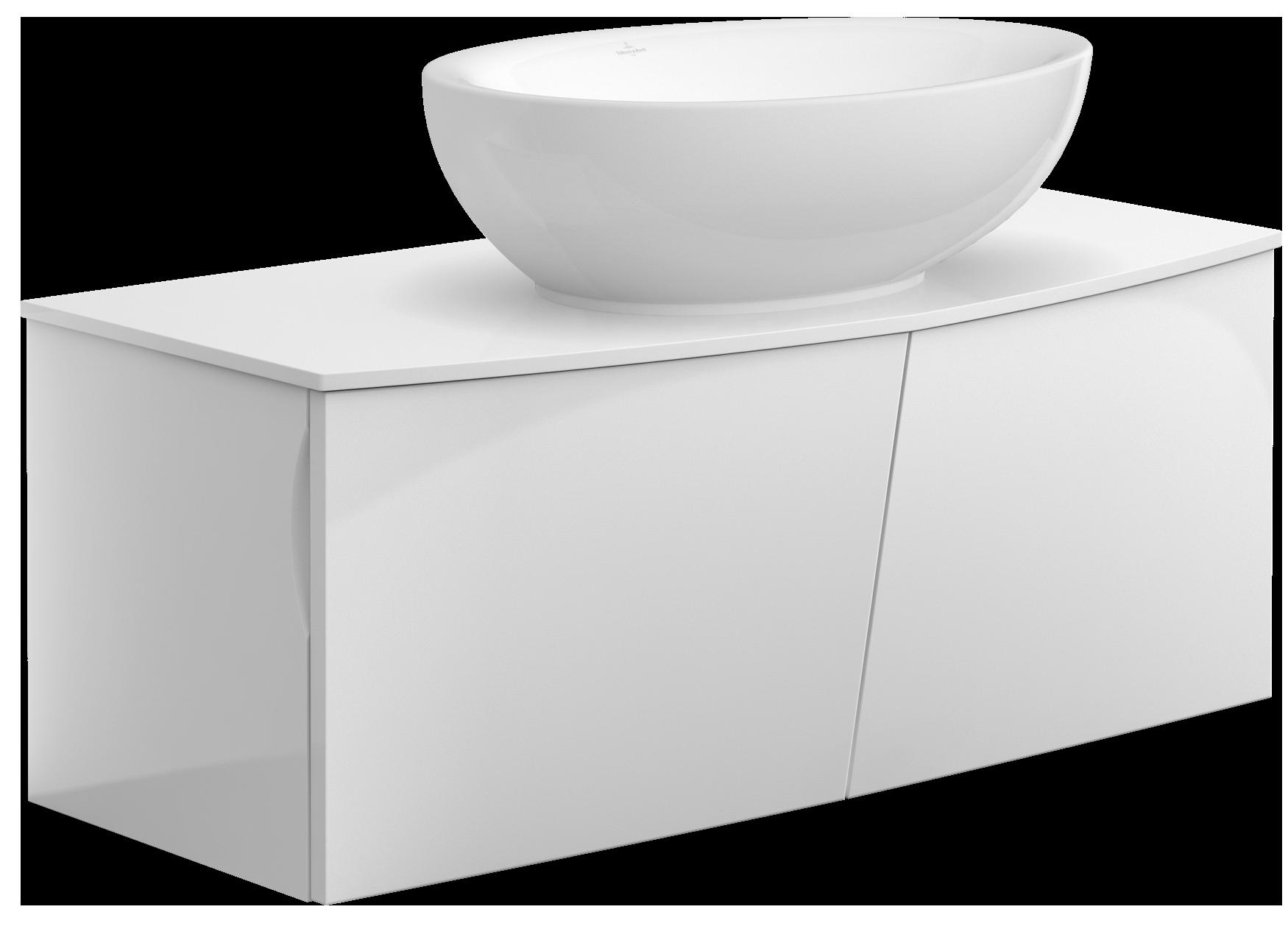 Produktdetailseite buw for Meuble de salle de bain sous vasque
