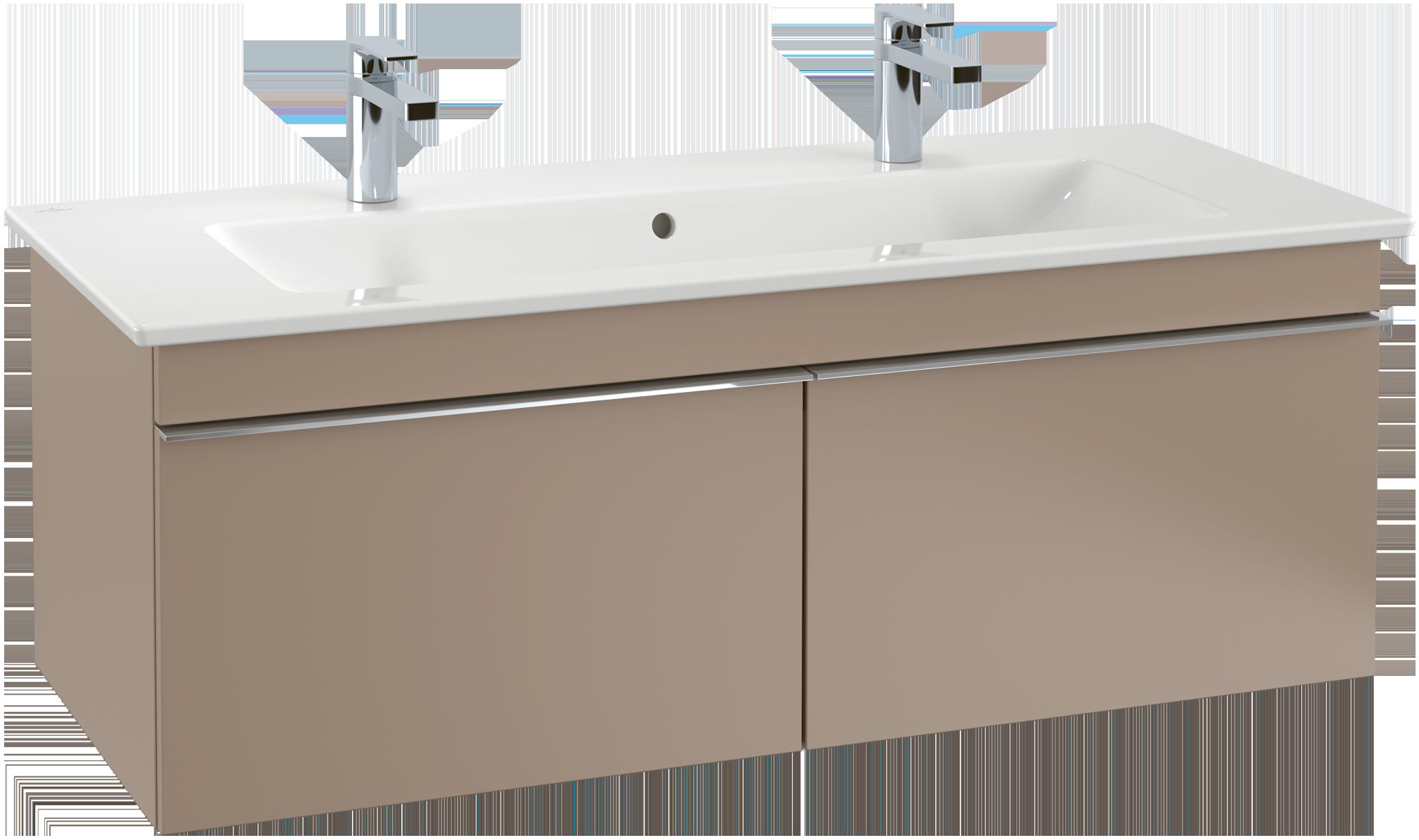 Venticello meuble sous lavabo a93801 villeroy boch for Meuble villeroy et boch