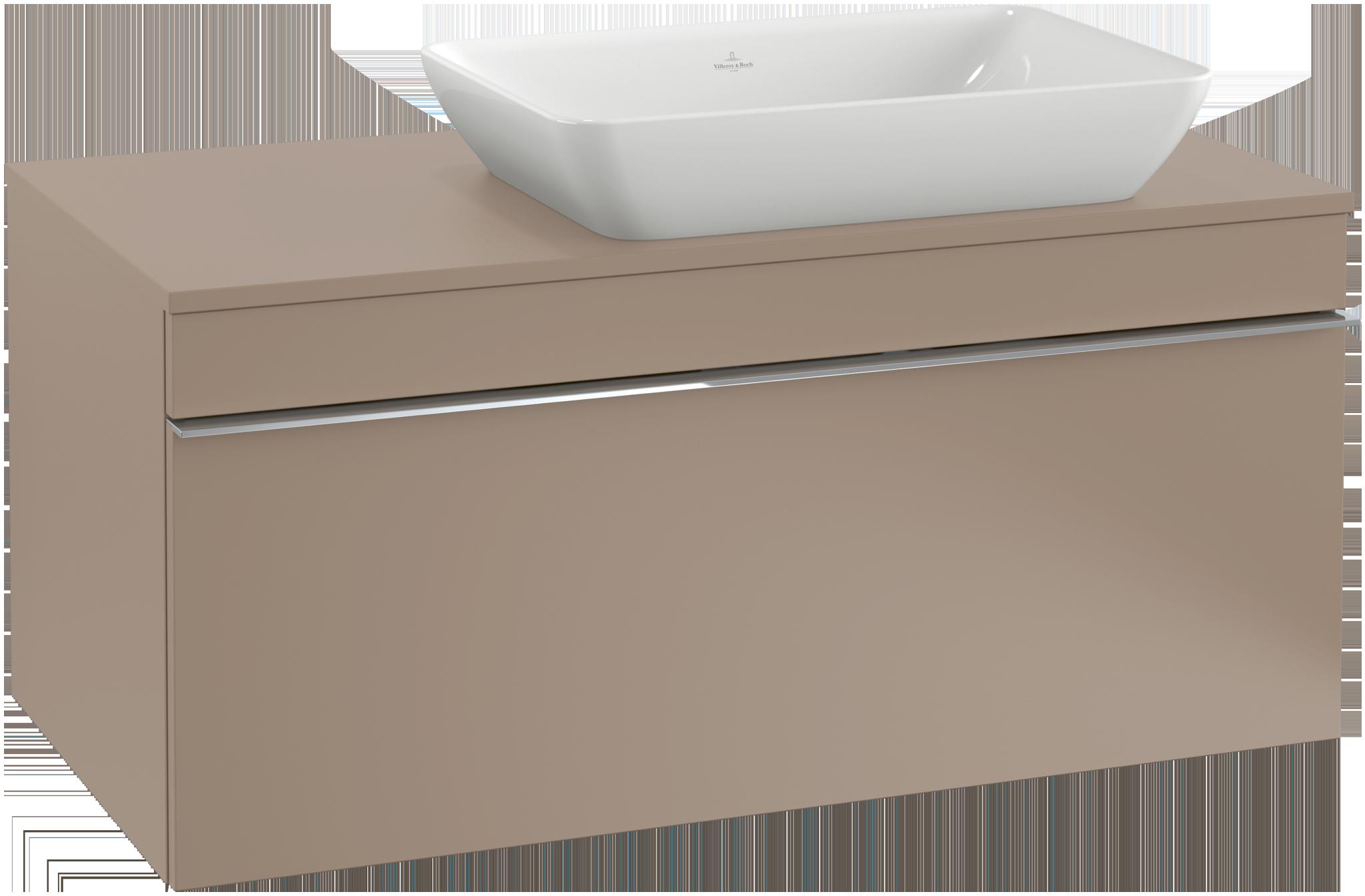 Venticello meuble sous lavabo a94801 villeroy boch for Meuble sous lavabo fly