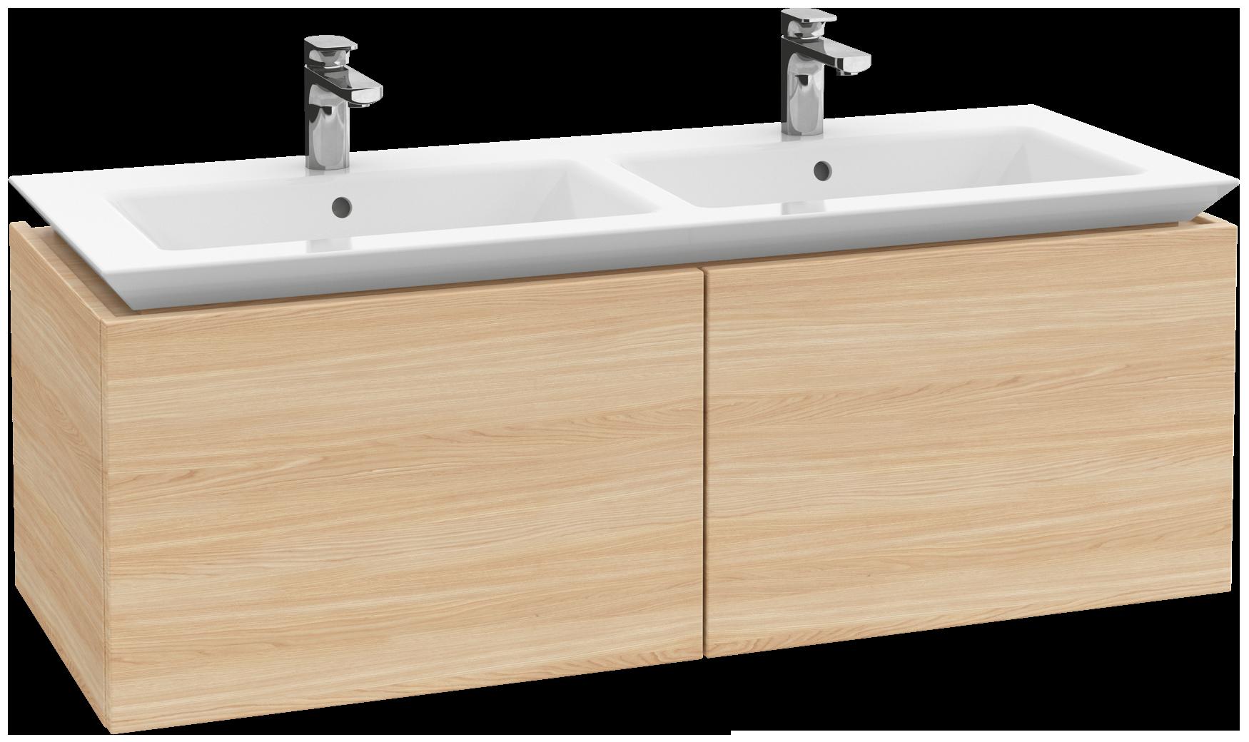 Legato meuble sous lavabo b24200 villeroy boch for Meuble villeroy et boch