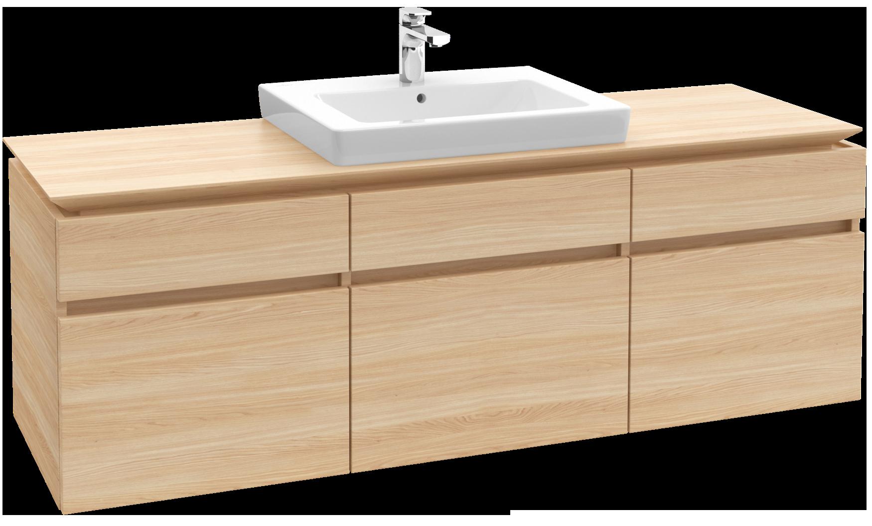 legato meuble sous lavabo b25200 villeroy boch. Black Bedroom Furniture Sets. Home Design Ideas