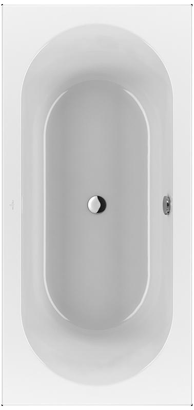 loop friends baignoire rectangulaire uba199lfo2v. Black Bedroom Furniture Sets. Home Design Ideas