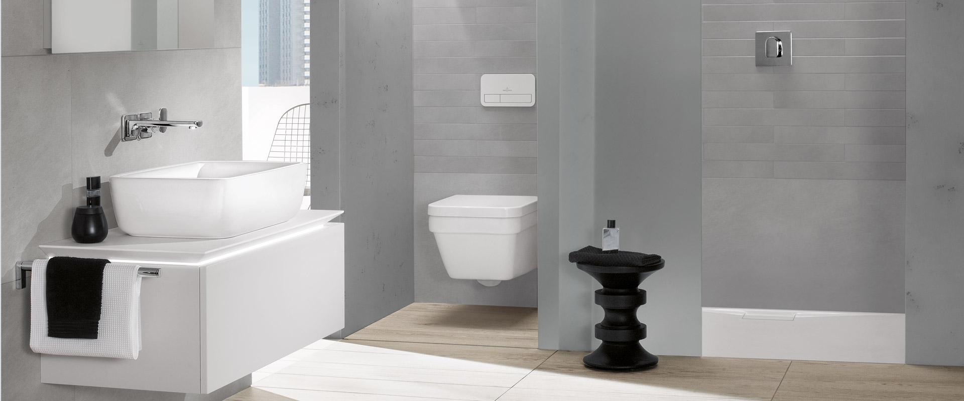 Collection architectura un design atemporel villeroy boch - Villeroy et boch salle de bains ...